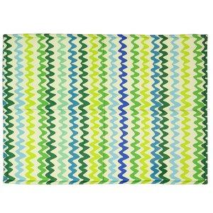 فرش پارچه ای گوشه سایز 50 × 70 سانتی متر کد 04