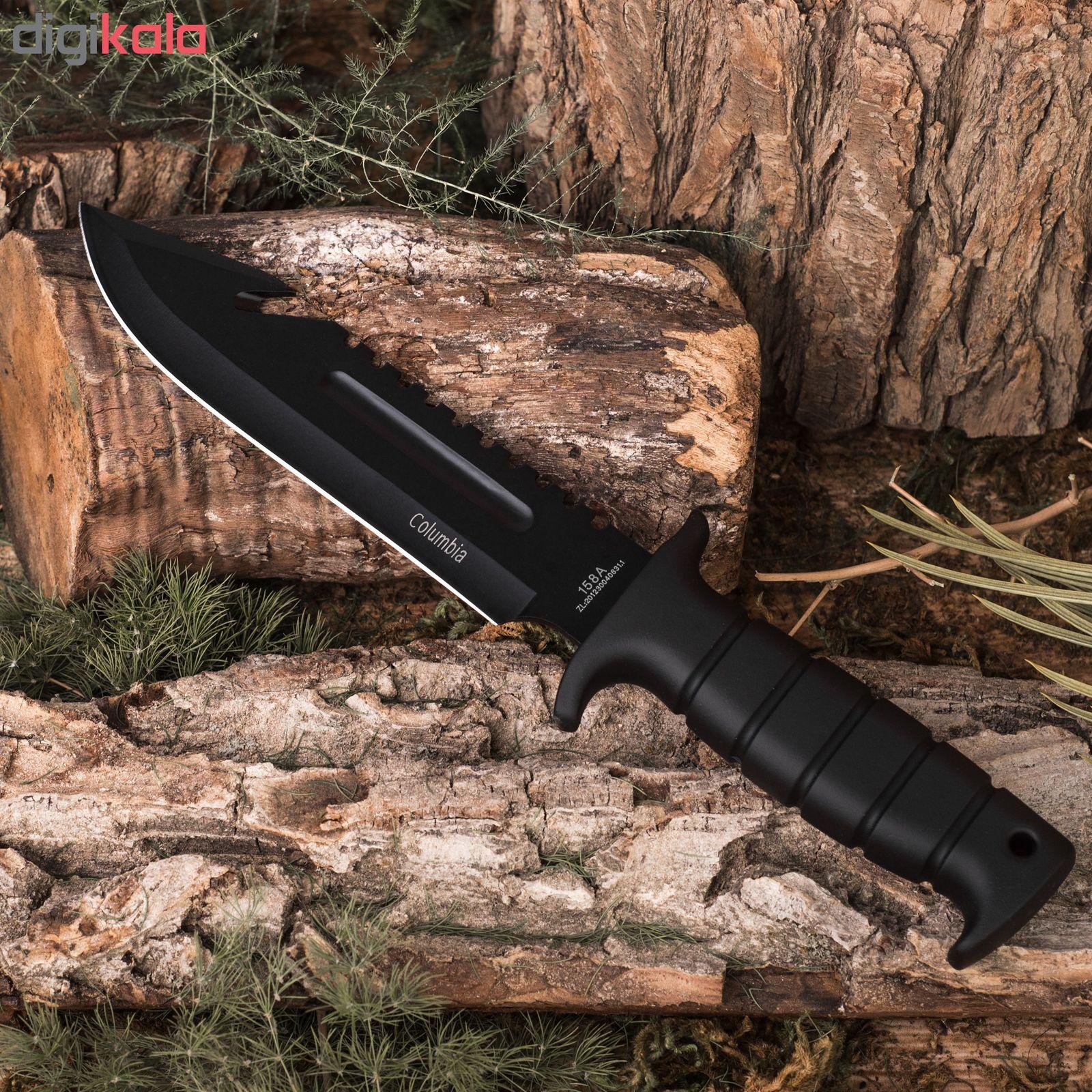 چاقو سفری کلمبیا مدل 158A main 1 8