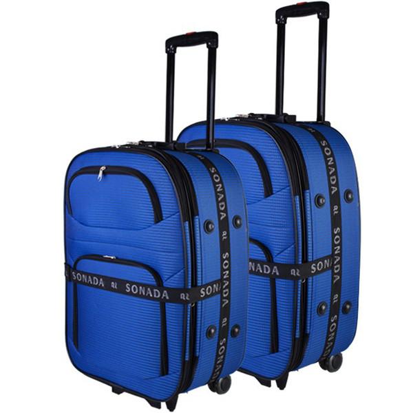 مجموعه دو عددی چمدان سونادا مدل sor1