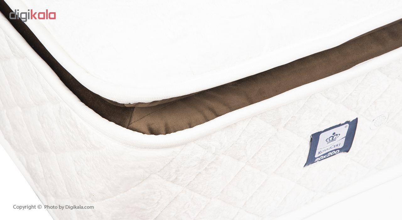 تشک زست مدل فایوزد دو نفره سایز 200x180 سانتیمتر main 1 2