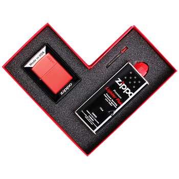ست هدیه فندک زیپو مدل 233zl
