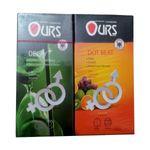 کاندوم اورز مدل +DELAY بسته 12 عددی به همراه کاندوم اورز مدل DOT BEAT بسته 12 عددی thumb