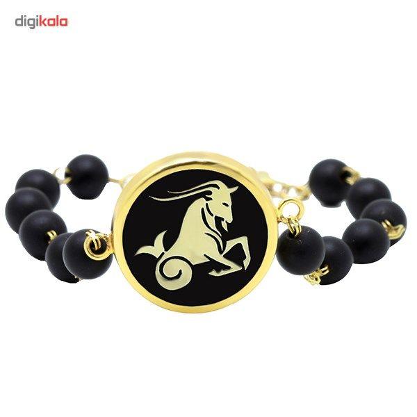 دستبند طلا 18 عیار ماهک مدل MB0135 - مایا ماهک -  - 3