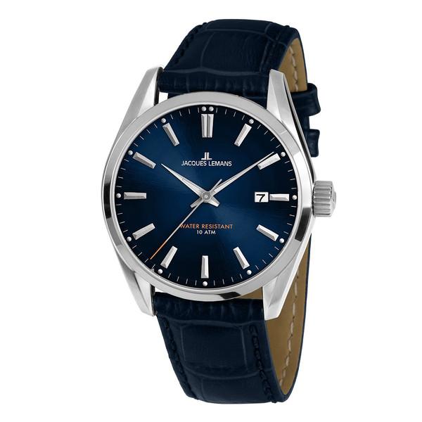 ساعت مچی عقربه ای مردانه ژاک لمن مدل 1-1859C