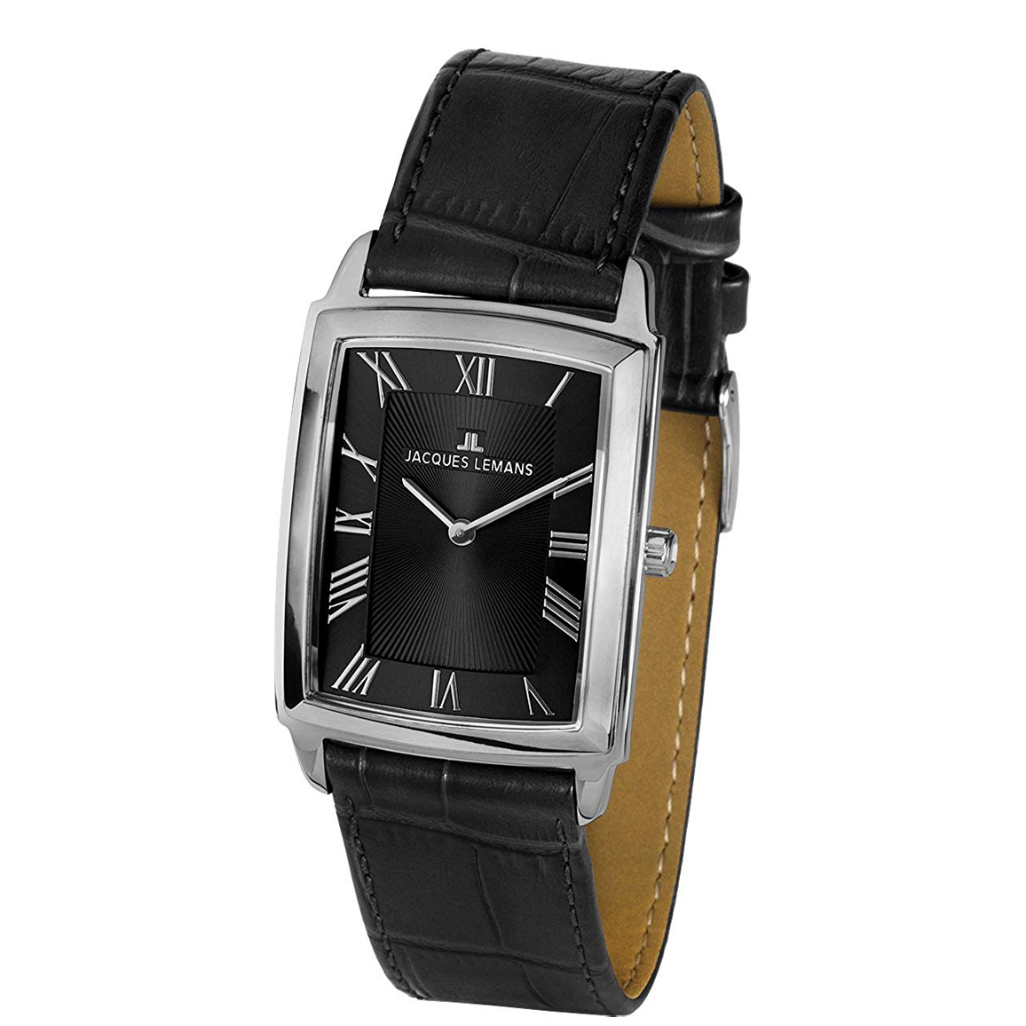 ساعت مچی عقربه ای مردانه  ژاک لمن مدل 1-1608A
