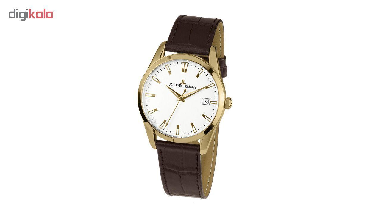 ساعت مچی عقربه ای مردانه ژاک لمن مدل 1-1769E main 1 1