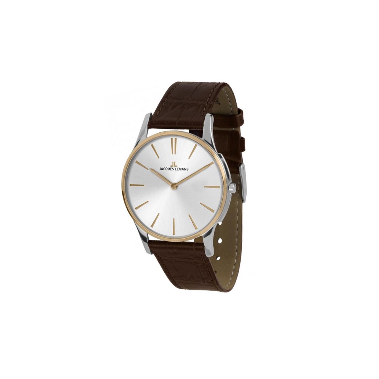 کد تخفیف                                      ساعت مچی عقربه ای زنانه ژاک لمن مدل 1-1938F