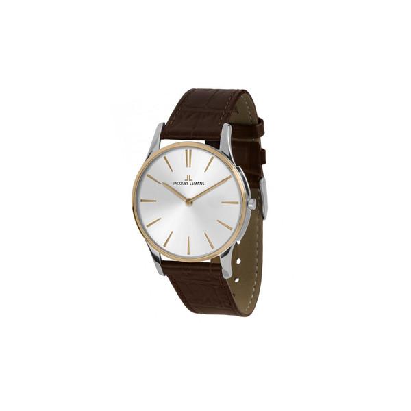 ساعت مچی عقربه ای زنانه ژاک لمن مدل 1-1938F