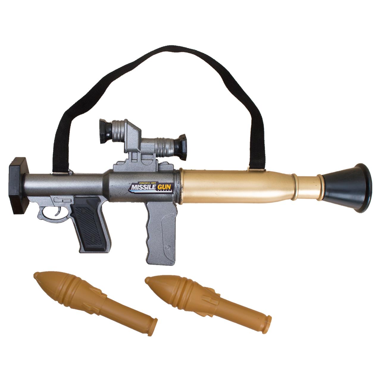 خرید                     تفنگ اسباب بازی مدل RPG Missile