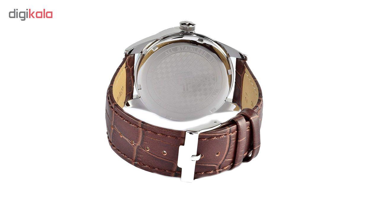 ساعت مچی عقربه ای مردانه ژاک لمن مدل 1-1868F