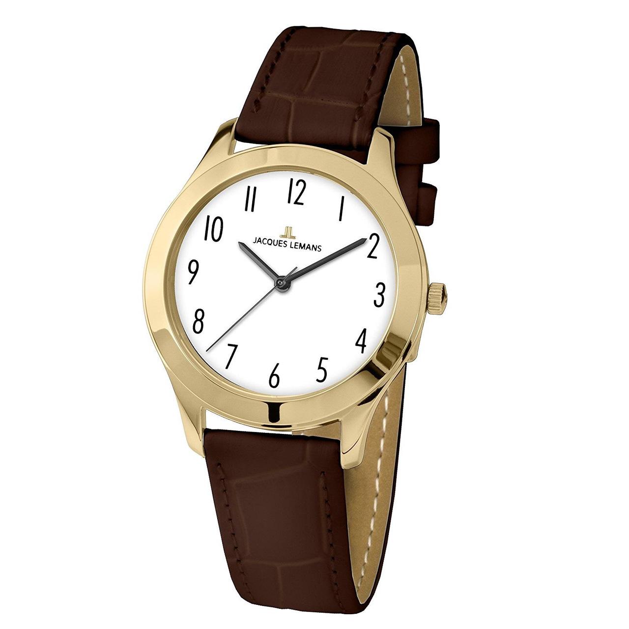 کد تخفیف                                      ساعت مچی عقربه ای زنانه ژاک لمن مدل 1-1840ZF