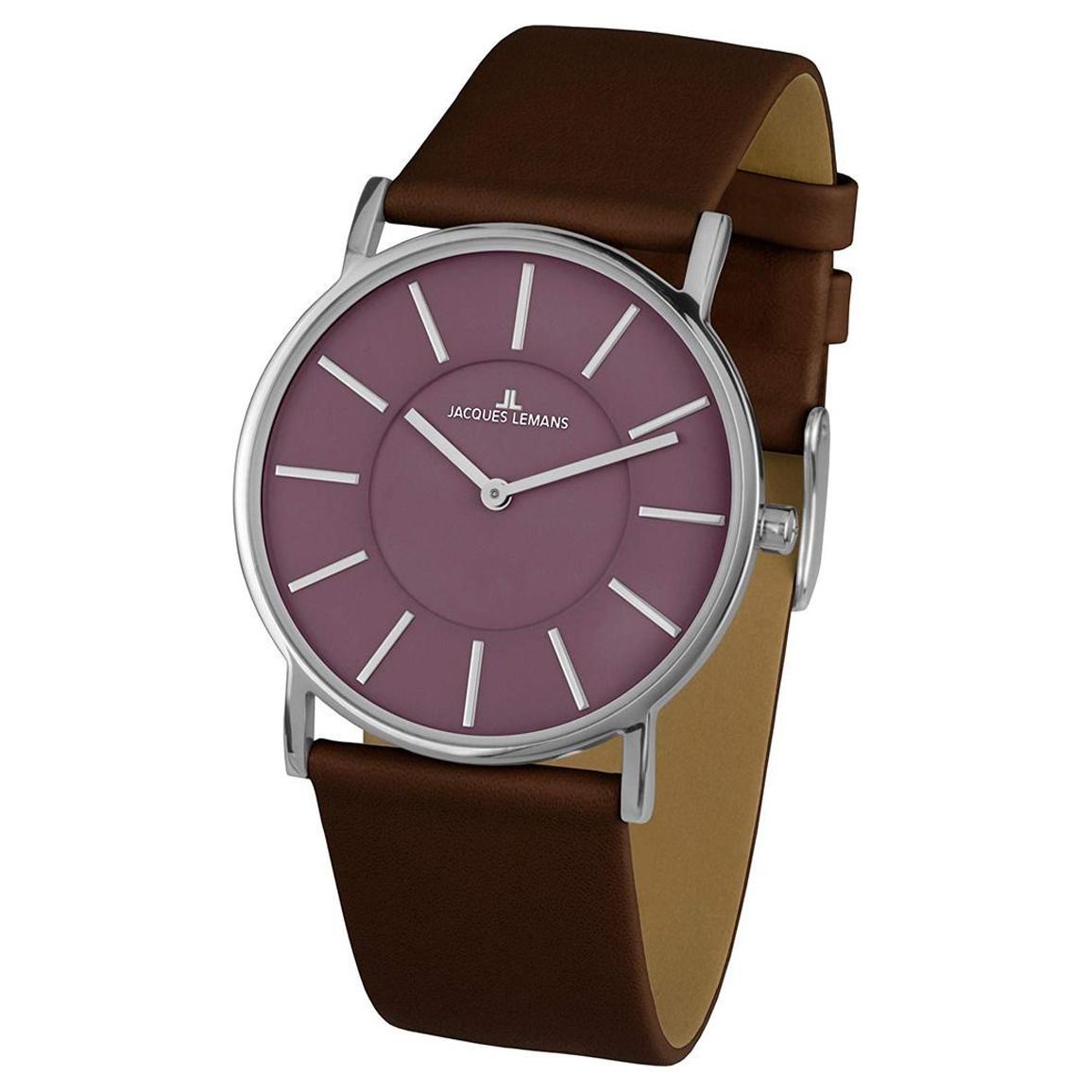 کد تخفیف                                      ساعت مچی عقربه ای زنانه ژاک لمن مدل 1-1621J