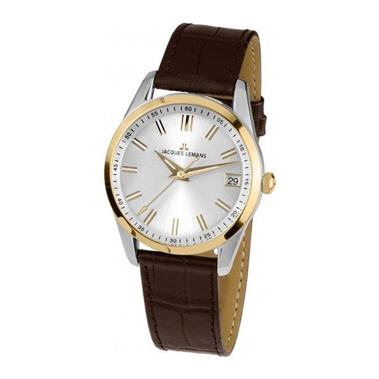 کد تخفیف                                      ساعت مچی عقربه ای زنانه ژاک لمن مدل 1-1811G