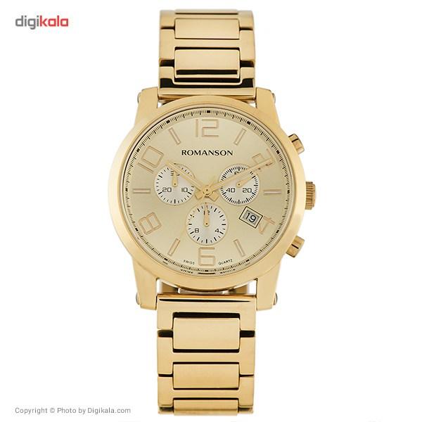 خرید ساعت مچی عقربه ای مردانه رومانسون مدل TM0334HM1GA81G