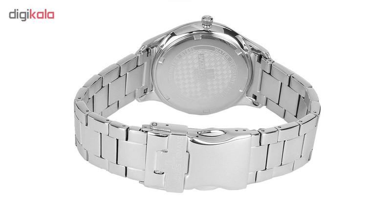 ساعت مچی عقربه ای زنانه ژاک لمن مدل 1-1841F