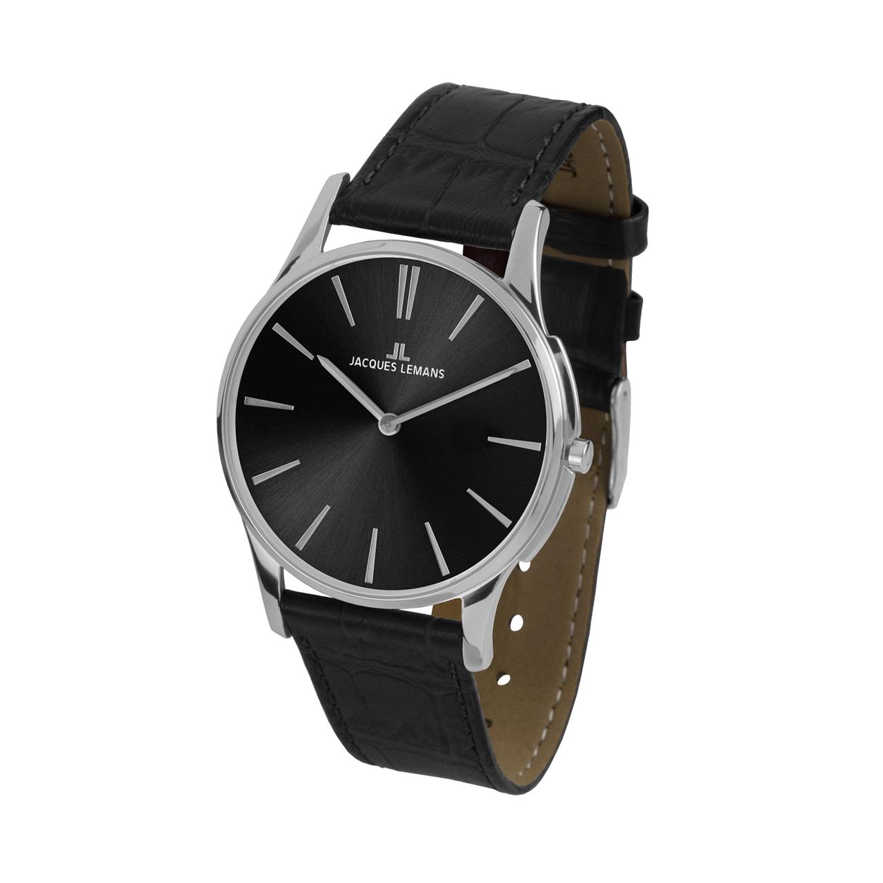 ساعت مچی عقربه ای زنانه ژاک لمن مدل 1-1938A