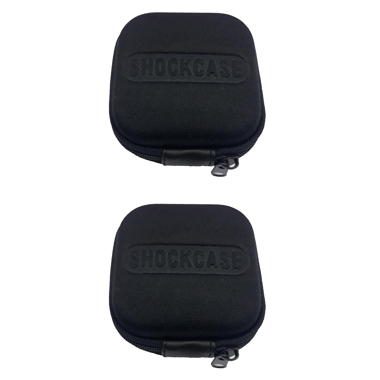 کیف هندزفری مدل Shockcase بسته 2 عددی              ( قیمت و خرید)