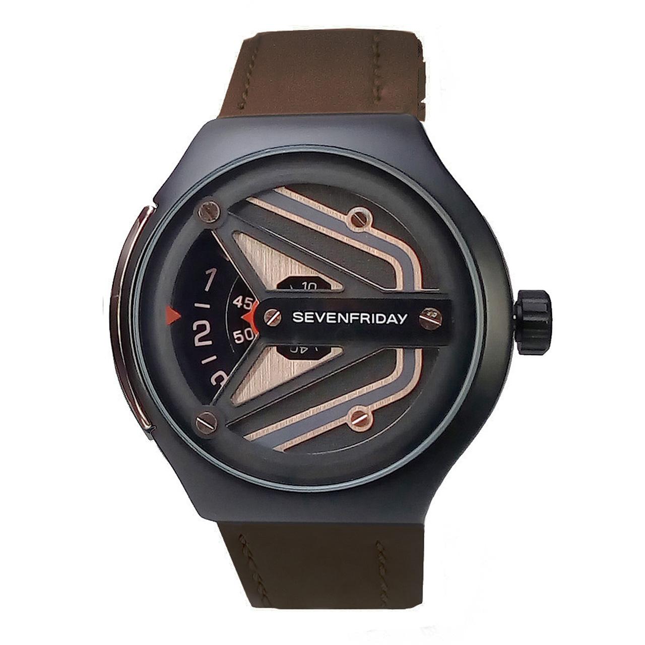 ساعت مچی مردانه عقربه ای سون فرایدی مدل SF-m2-01gt