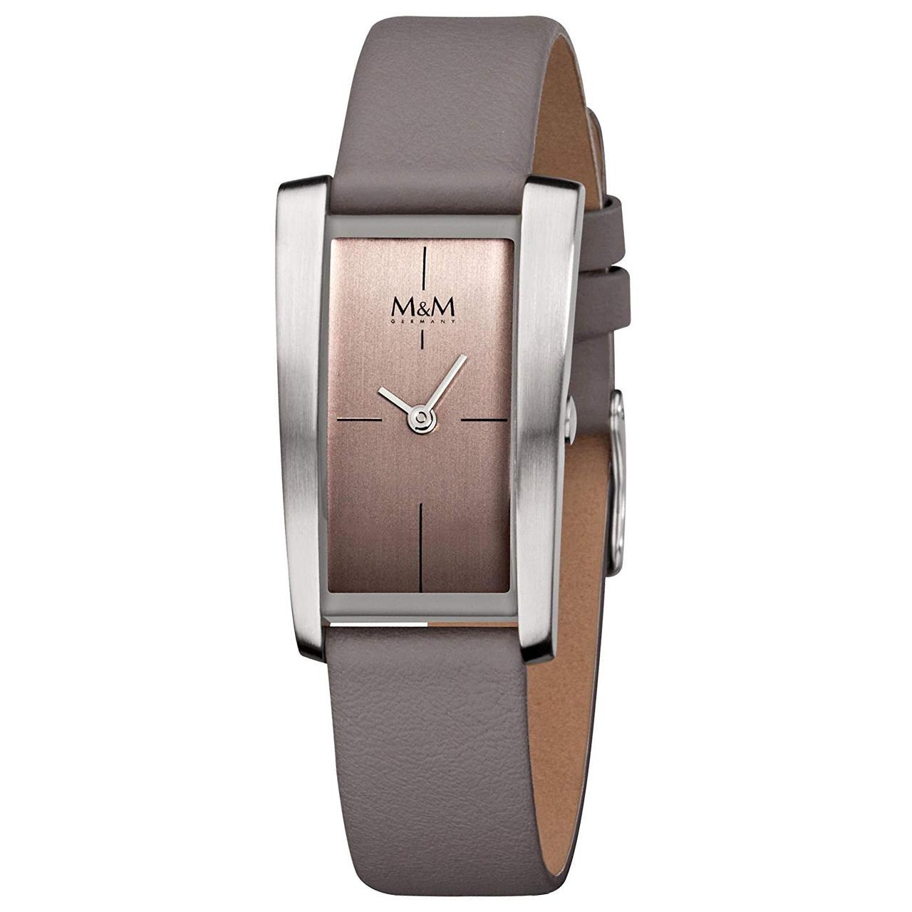 کد تخفیف                                      ساعت مچی عقربه ای زنانه ام اند ام مدل M11863-825