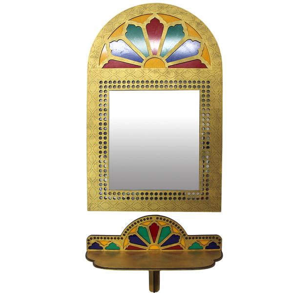 آینه و کنسول دست نگار کد 12-25