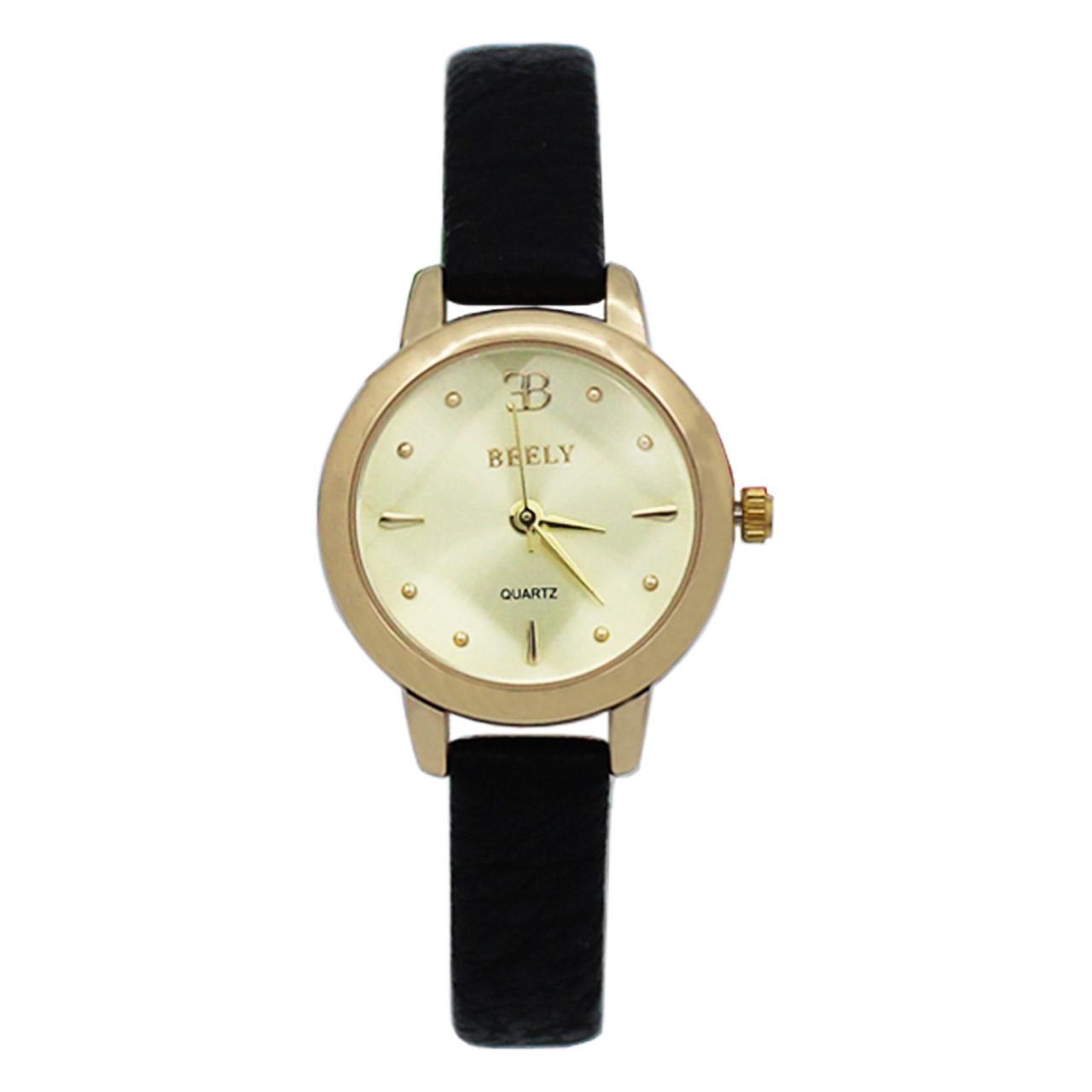 ساعت مچی عقربه ای زنانه بیلی مدل DGZU-0126