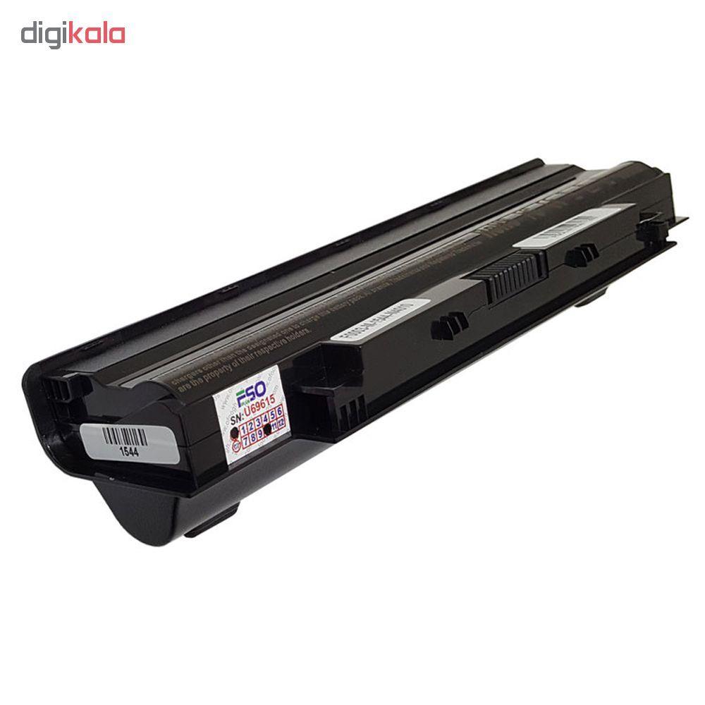 باتری لپ تاپ 9 سلولی مدل I5 برای لپ تاپ Dell Inspiron 5010 main 1 2
