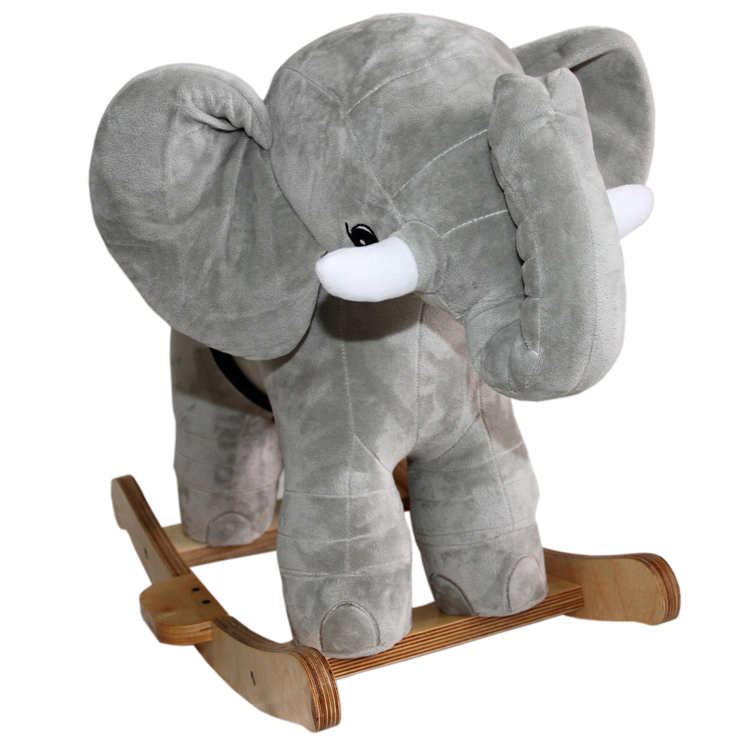 راکر کودک طرح فیل مدل Ayr28