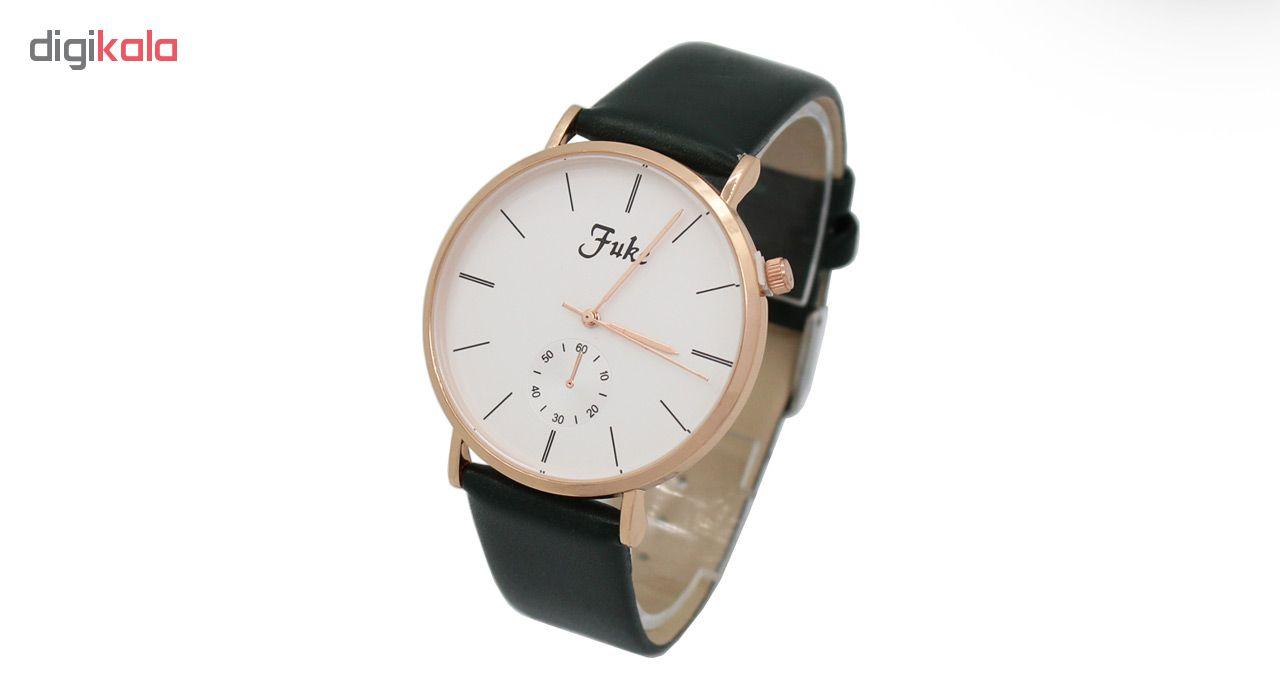 ساعت مچی عقربه ای زنانه فوکه مدل DGZU-0128