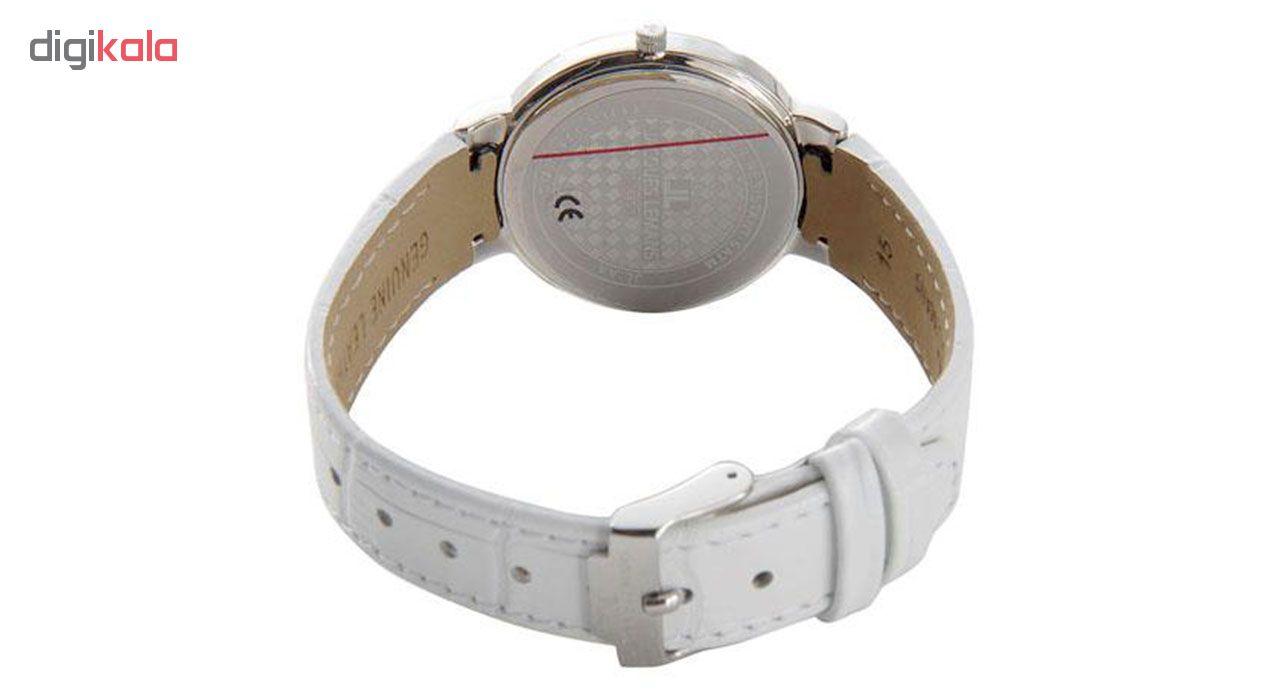 ساعت مچی عقربه ای زنانه ژاک لمن مدل 1-1825A