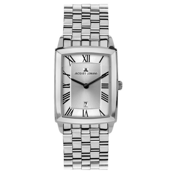 ساعت مچی عقربه ای مردانه ژاک لمن مدل 1-1607G