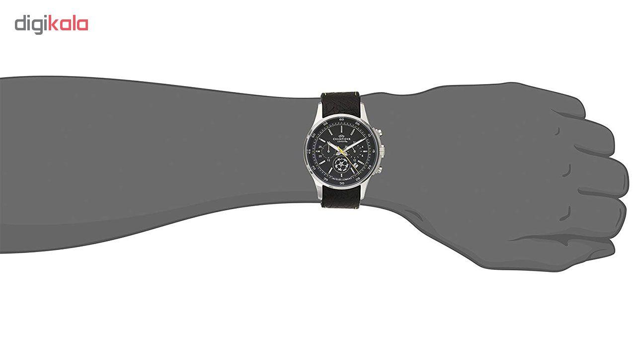 کد تخفیف                                      ساعت مچی عقربه ای مردانه ژاک لمن مدل U-45A