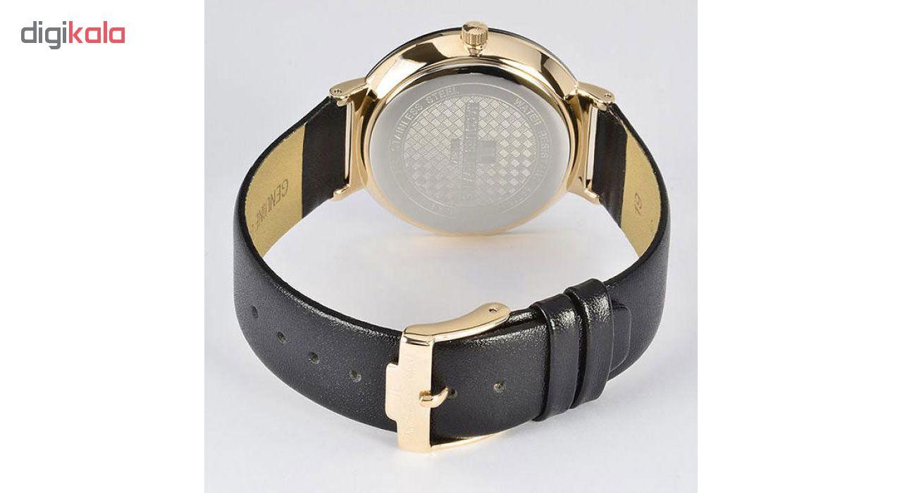 ساعت مچی عقربه ای ژاک لمن مدل 1-1867E