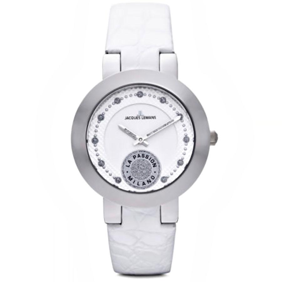 کد تخفیف                                      ساعت مچی عقربه ای زنانه ژاک لمن مدل 1-1684B