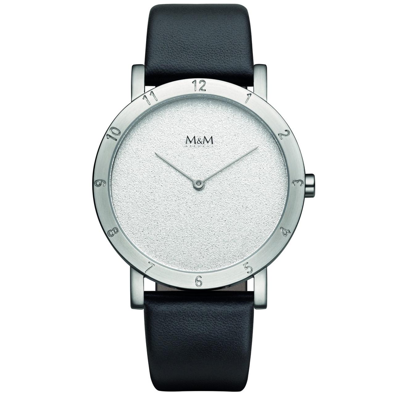 کد تخفیف                                      ساعت مچی عقربه ای زنانه ام اند ام مدل M11934-422