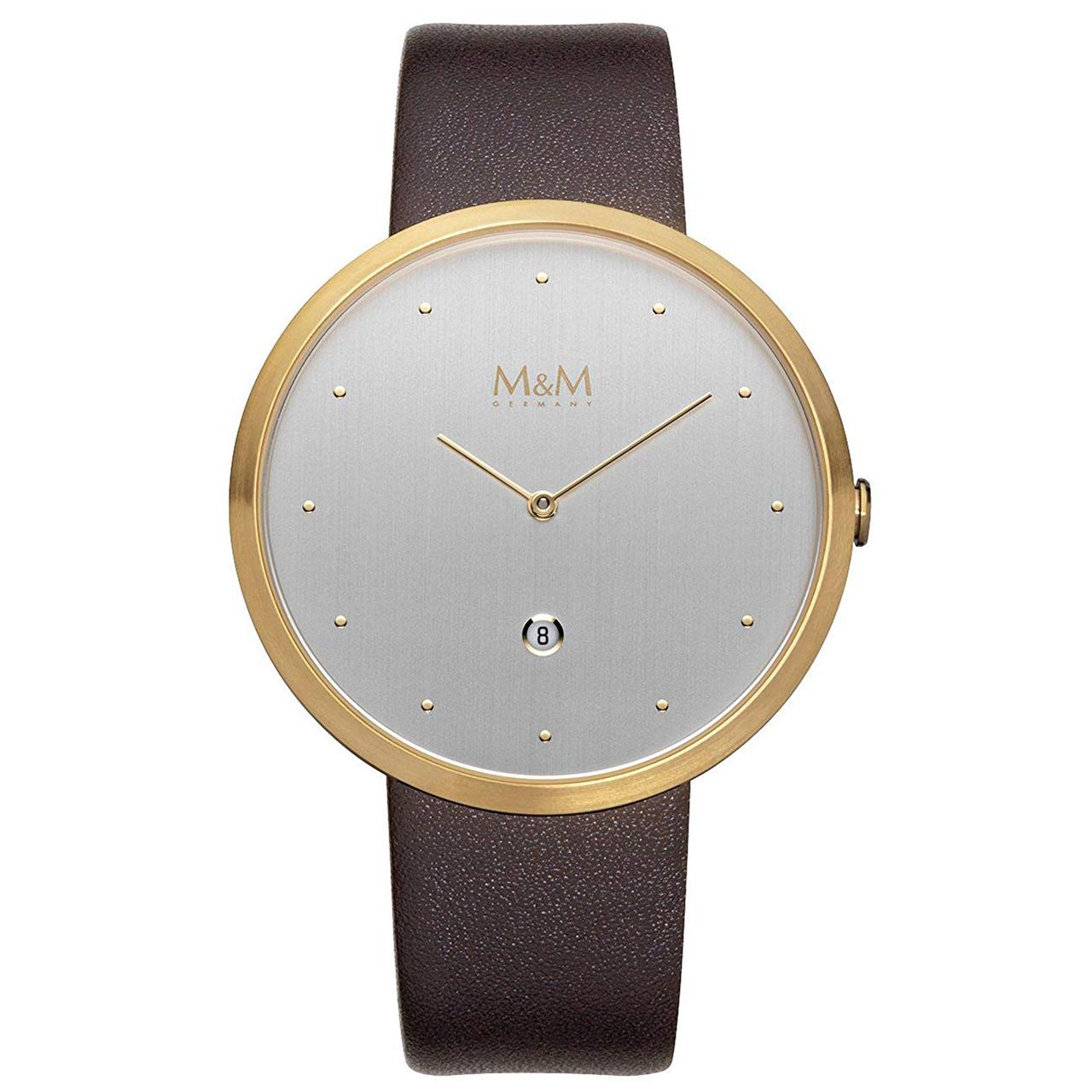 کد تخفیف                                      ساعت مچی عقربه ای زنانه ام اند ام مدل M11881-511