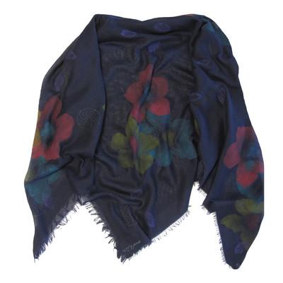 تصویر روسری سروین مدل سنبل کد SSO106