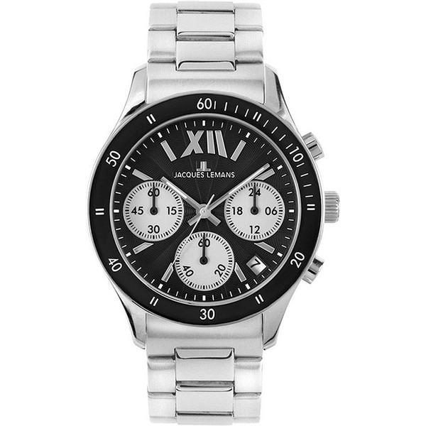 ساعت مچی عقربه ای مردانه ژاک لمن مدل 1-1587A1