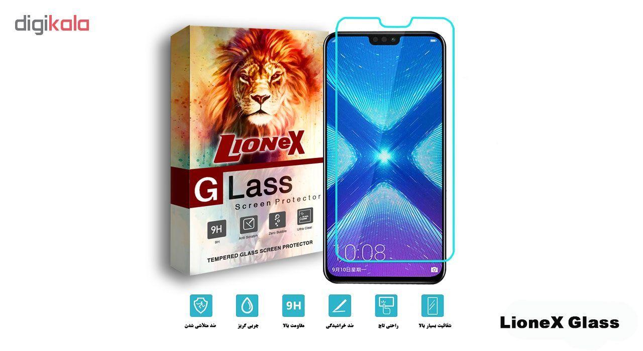 محافظ صفحه نمایش لایونکس مدل UPS مناسب برای گوشی موبایل هوآوی Honor 8X main 1 2