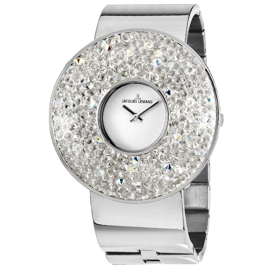 ساعت مچی عقربه ای زنانه ژاک لمن مدل 1-1789D