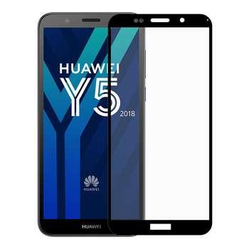 محافظ صفحه نمایش Full Glue کد 616 مناسب برای گوشی موبایل هوآوی Y5 Prime 2018/ Y5 Lite/آنر 7S