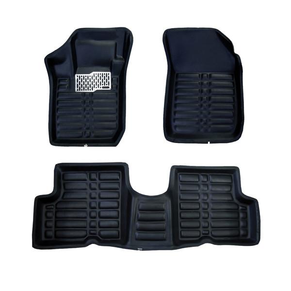 کفپوش سه بعدی خودرو مدل ونوس مناسب برای رنو L90 کد 1192