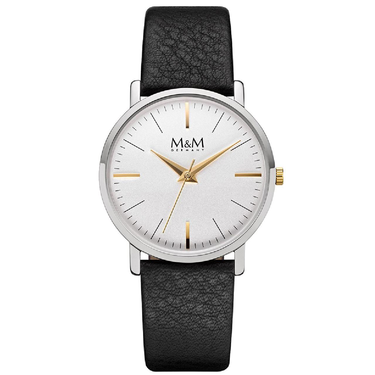 ساعت مچی عقربه ای مردانه ام اند ام مدل M11926-462