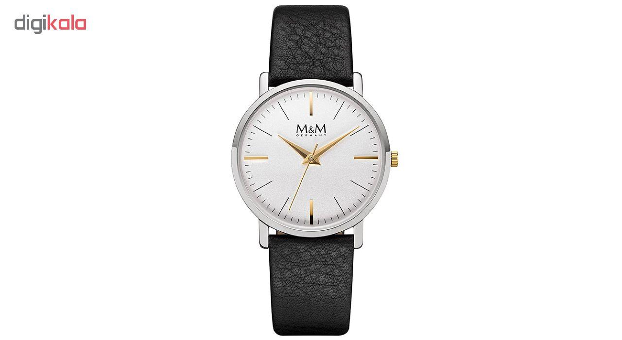 کد تخفیف                                      ساعت مچی عقربه ای مردانه ام اند ام مدل M11926-462