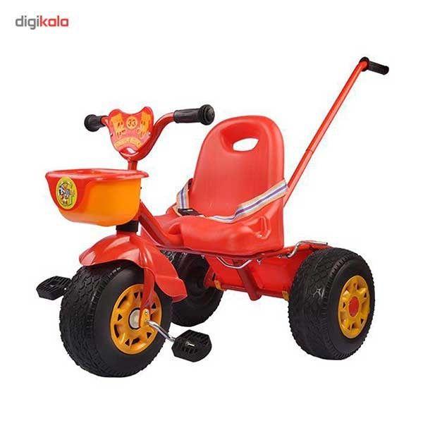 سهچرخه جیتویز مدل Double Duck 33  Gtoys Double Duck 33 Tricycle