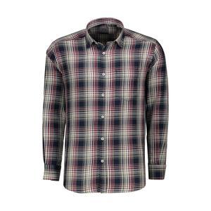 پیراهن آستین بلند مردانه زی سا مدل 1531369MC