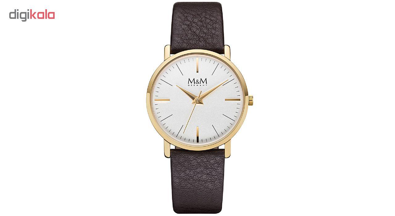 کد تخفیف                                      ساعت مچی عقربه ای مردانه ام اند ام مدل M11926-532
