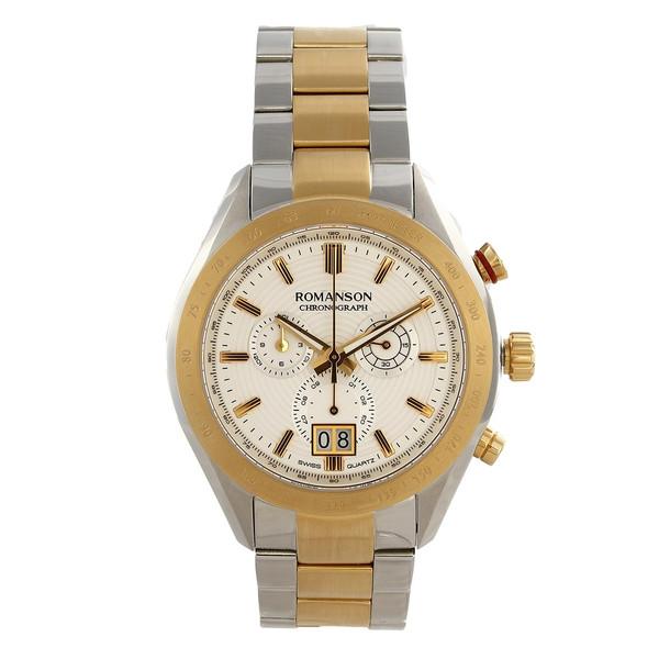 ساعت مچی عقربه ای مردانه رومانسون مدل AM6A06HMCCA1R5