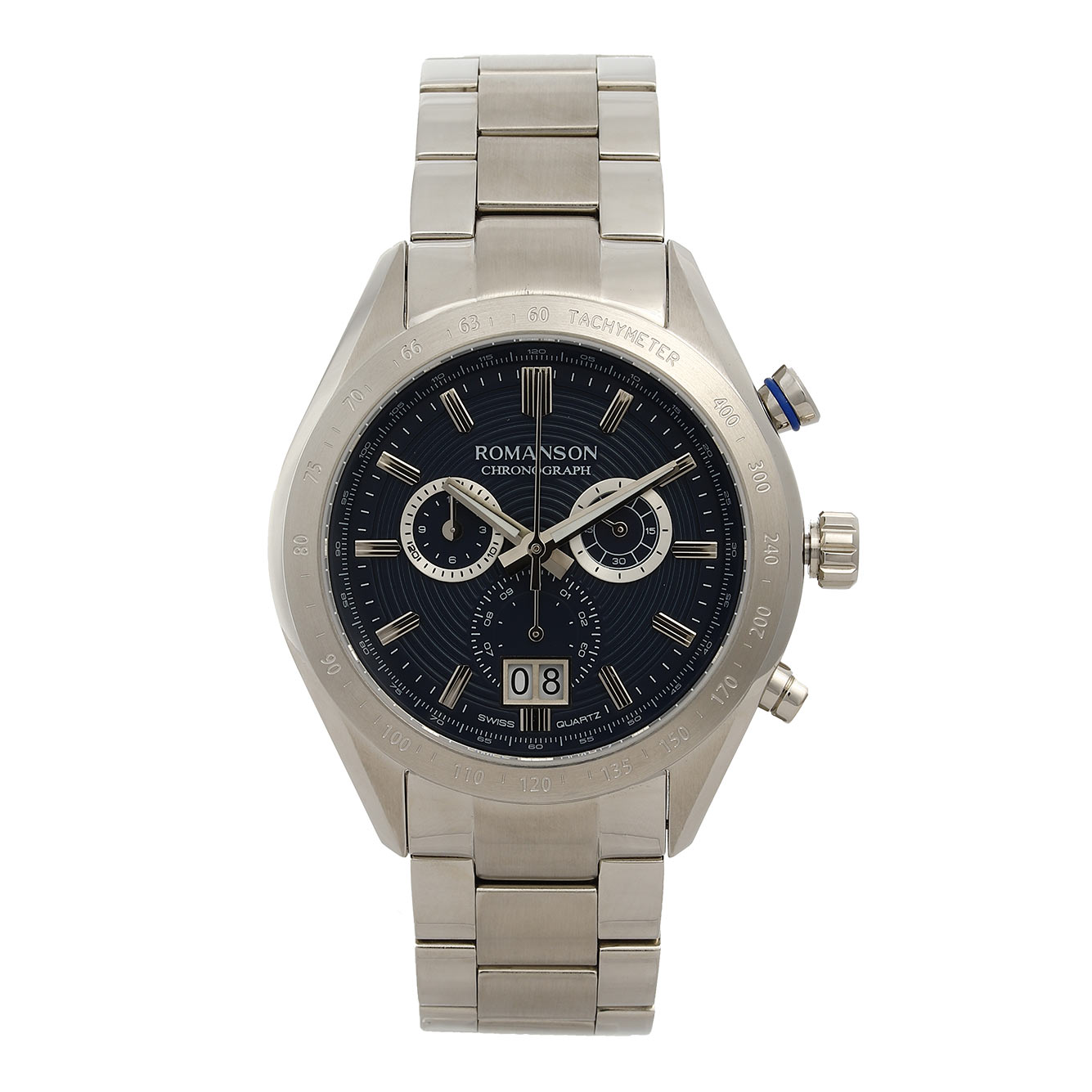 ساعت مچی عقربه ای مردانه رومانسون مدل AM6A06HMWWA4R5