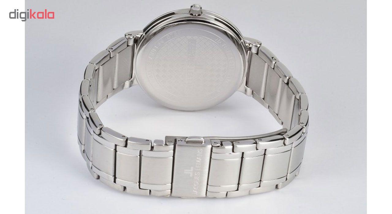 کد تخفیف                                      ساعت مچی عقربه ای ژاک لمن مدل 1-1998A