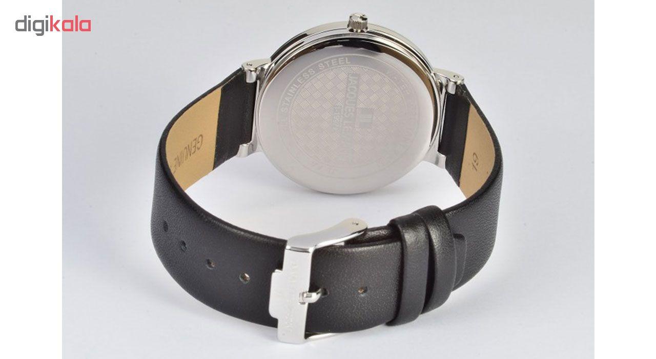 ساعت مچی عقربه ای ژاک لمن مدل 1-1997E